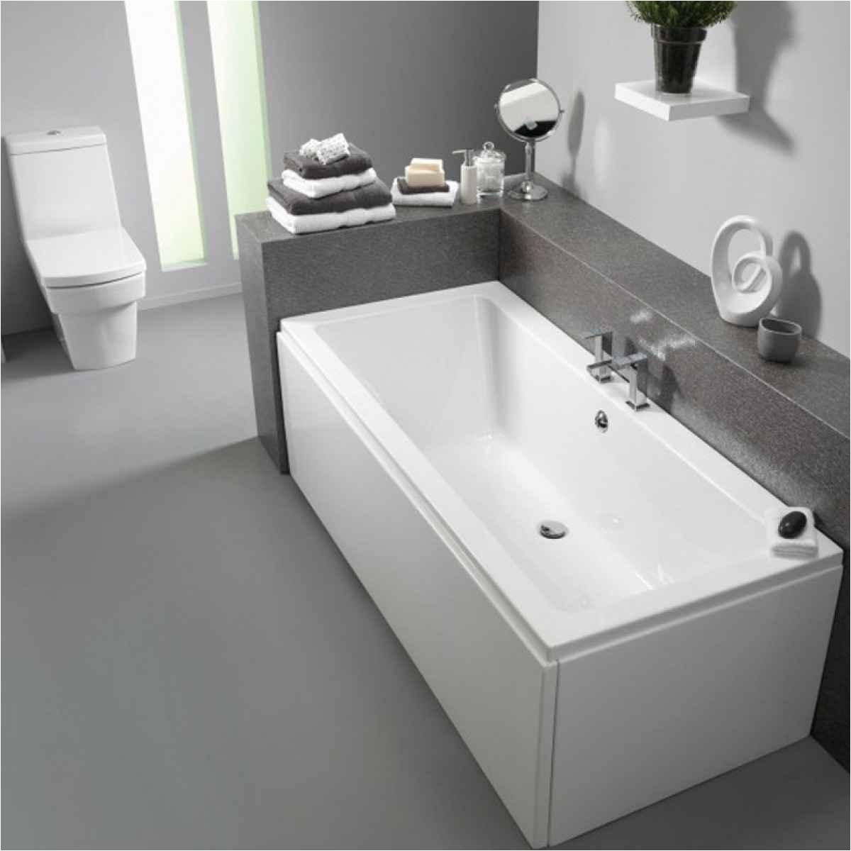 Bathtubs 1800 Armourcast Bloque Double Ended Bath Inc Leg Pack 1700