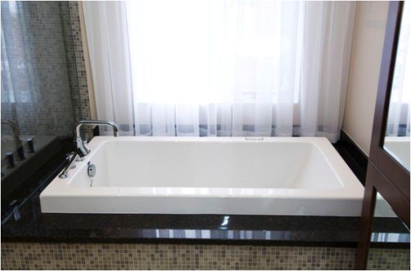 drop in tub designs