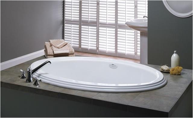 Jacuzzi GAL7242 BUX XXX W Gallery Oval Acrylic 72 Inch x 42 Inch x 20 Inch fo traditional bathtubs