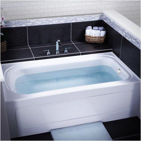 Bathtubs 32 Wide Miseno Indulgence 60 X 32 Three Wall Alcove soaking