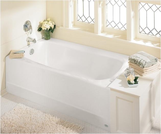 4 ft long bathtub