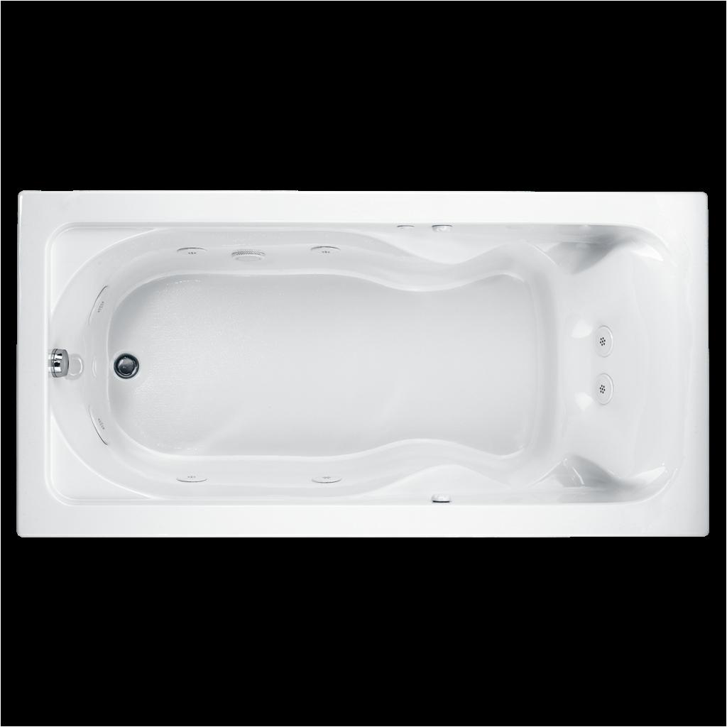 Bathtubs 54 Inches Cadet 72×36 Inch Bathtub American Standard