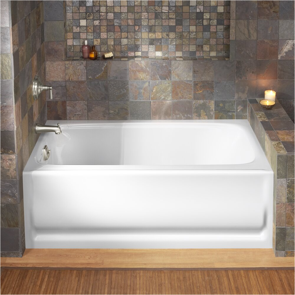 Kohler Bancroft Alcove 60 x 32 Soaking Bathtub KOH