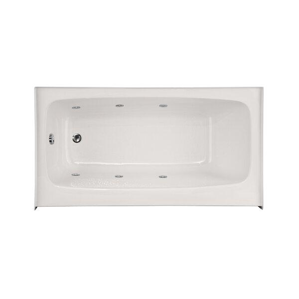 Bathtubs 66 X 32 Architec 66 X 32 Alcove soaking Bathtub by Duravit