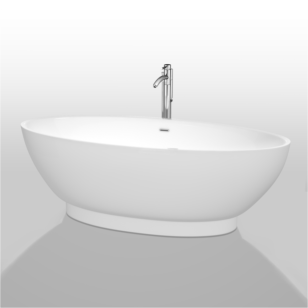 helen 70 soaking bathtub by wyndham collection white wc bto858 70