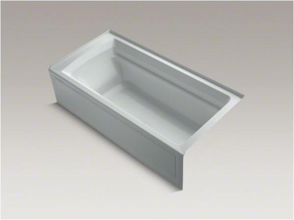 "Bathtubs 72 X 36 Kohler Archer R 72"" X 36"" Alcove Vibracoustic R Bath"