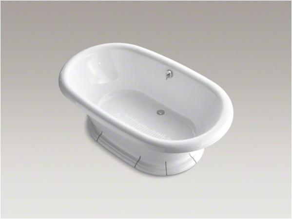 KOHLER VintageR 72 x 42 freestanding bath contemporary bathtubs