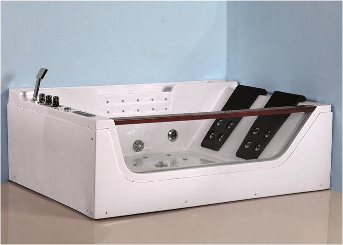 sale luxury cheap bathtub whirlpool massage bathtub price with different sizes abs glass jacuzzi bathtub