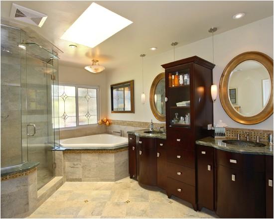 exquisite corner bathtub designs symbolizing bathroom interior luxury