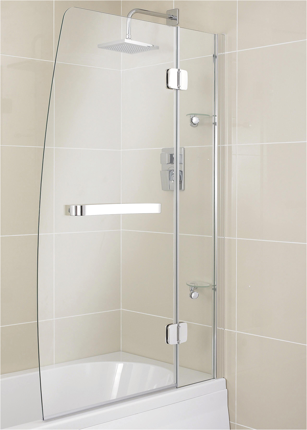 best bath shower screens