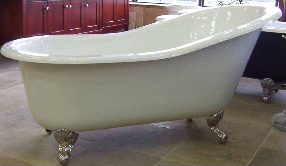 Bathtubs Ebay Australia Cast Iron Clawfoot Claw Foot Slipper Bath Tub Bathtub
