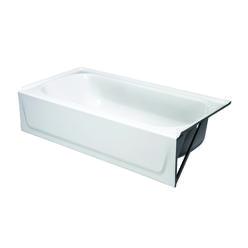 briggs porcelain enameled steel bathtub