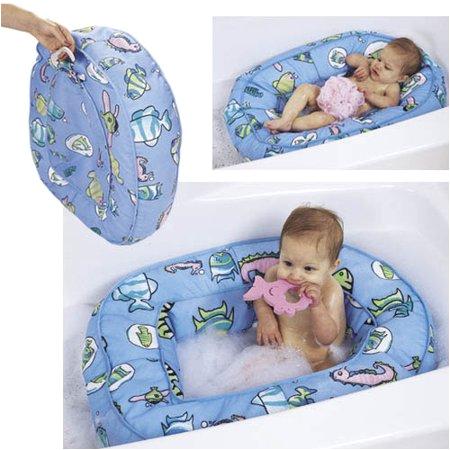 Bathtubs for Babies at Walmart Leachco Bath N Bumper Cushioned Bathtub Walmart