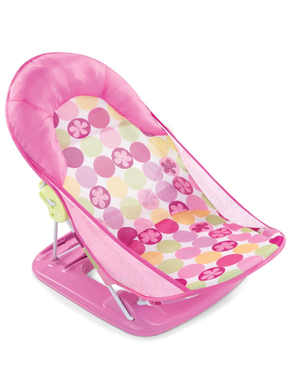 summer ba era de lujo rosa para bebe recien nacido