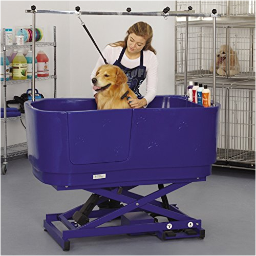 master equipment grooming tub