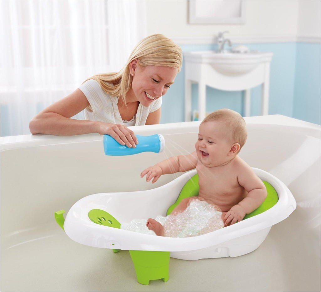 fisher price 4 in 1 sling n seat tub for baby
