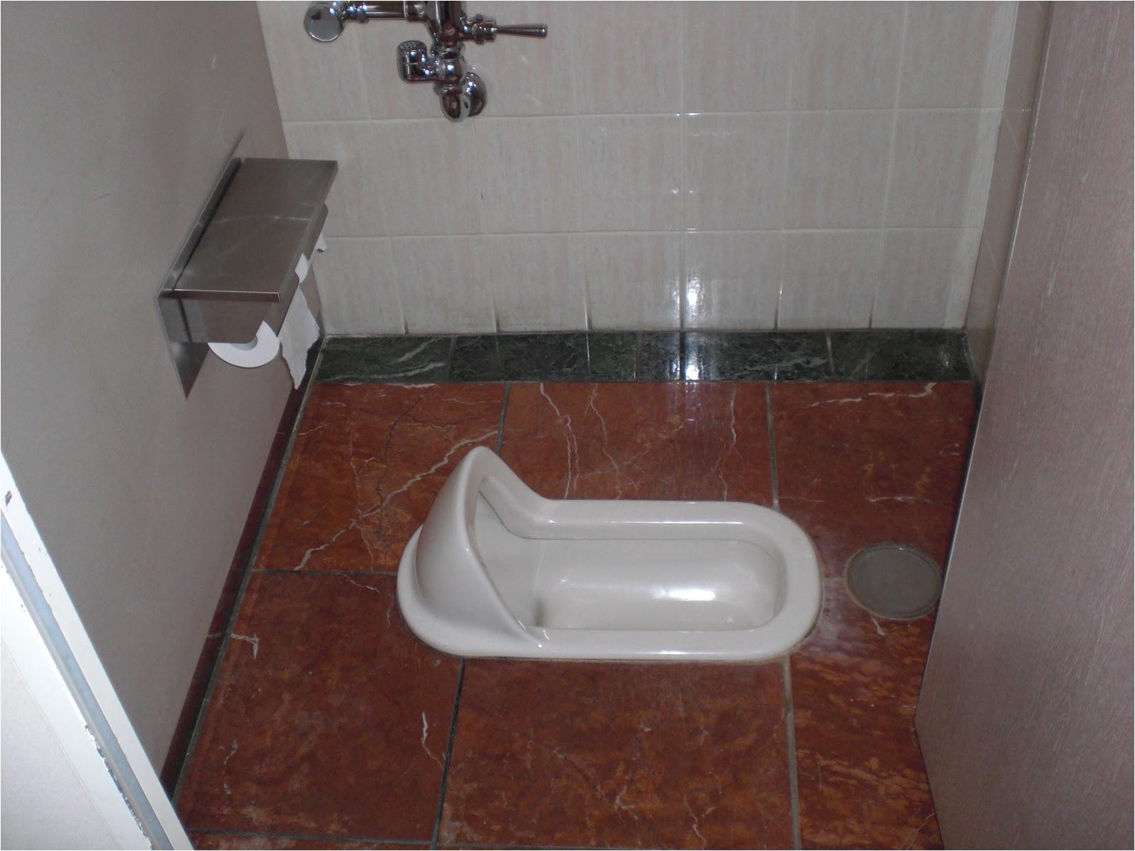 japanese bathrooms squat toilets