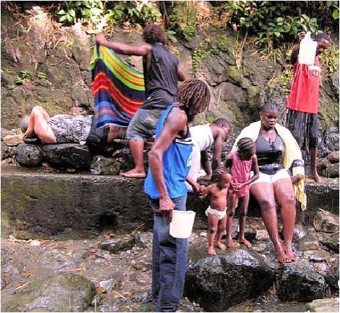 Attraction Review g d Reviews Bath Fountain Hotel Spa Kingston Kingston Parish Jamaica