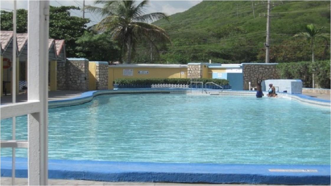 Bathtubs Jamaica Rockfort Mineral Bath Plex Limited