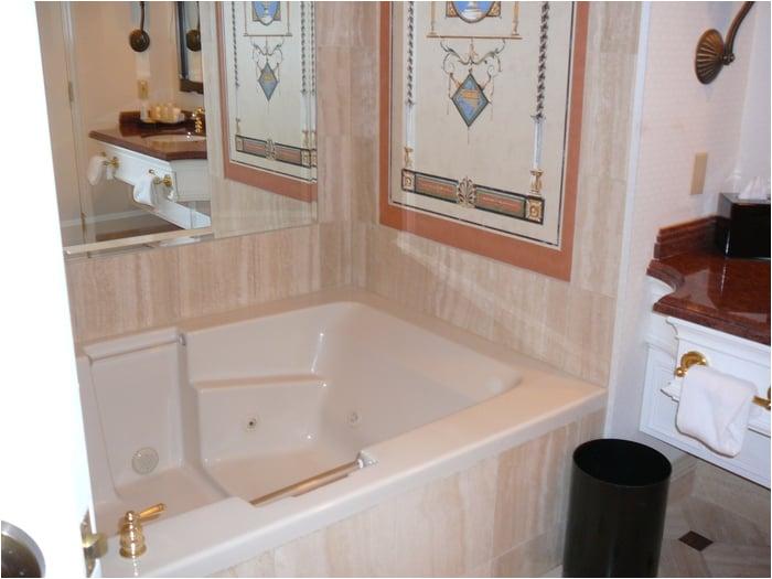 Bathtubs Las Vegas Palace tower Junior Suite Jacuzzi Tub Yelp