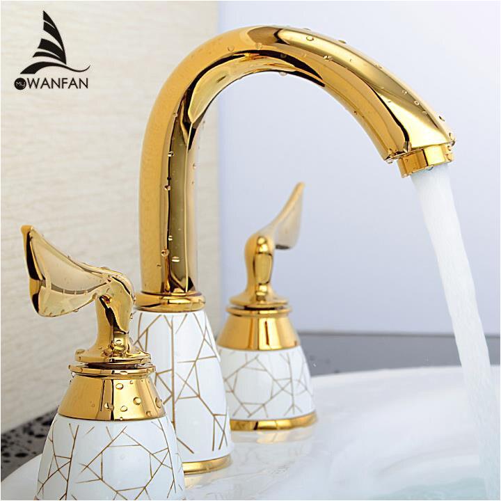 Bathtubs Luxury 3 Aliexpress Buy Luxury 3 Piece Set Faucet Bathroom