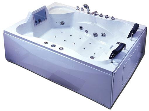luxor tv bath o
