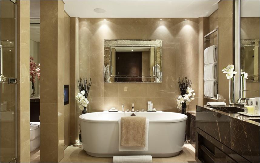 17 interesting bathroom designs