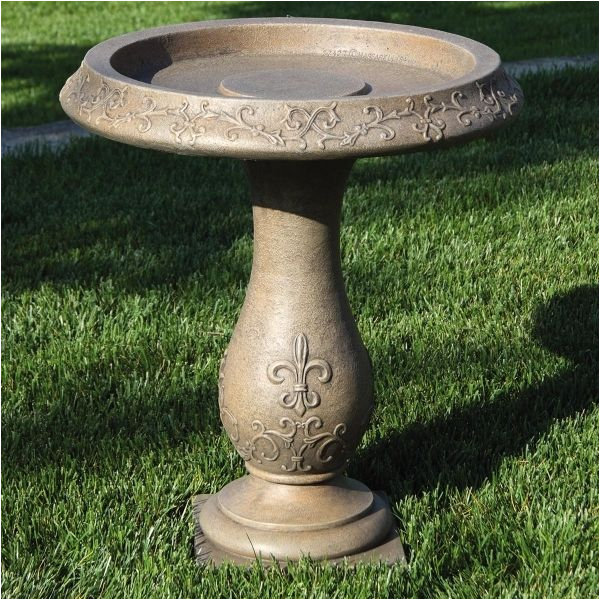 Bathtubs Made In Usa Luxury Jubilee Massarelli Cast Stone Garden Bird Bath Made