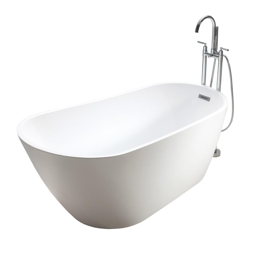 Bathtubs Modern O Tubs and More Mal Freestanding Bathtub Save 35