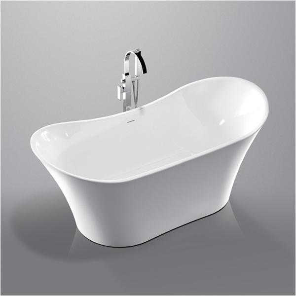 montreal 67 x 31 5 freestanding soaking bathtub dmt4 67
