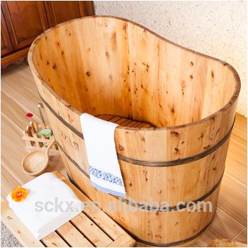Bathtubs Quality Quality Cedar Wood soaking Bathtub Corner Bathtub 1000mm