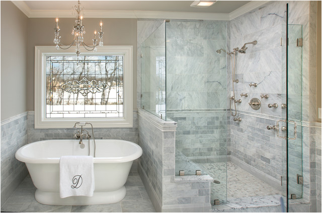 Powell Ohio Master Bath traditional bathroom columbus