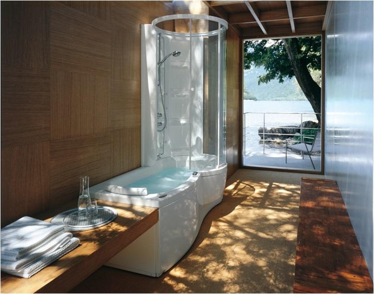 jacuzzi hidromasazne kade tus kabine mini bazeni