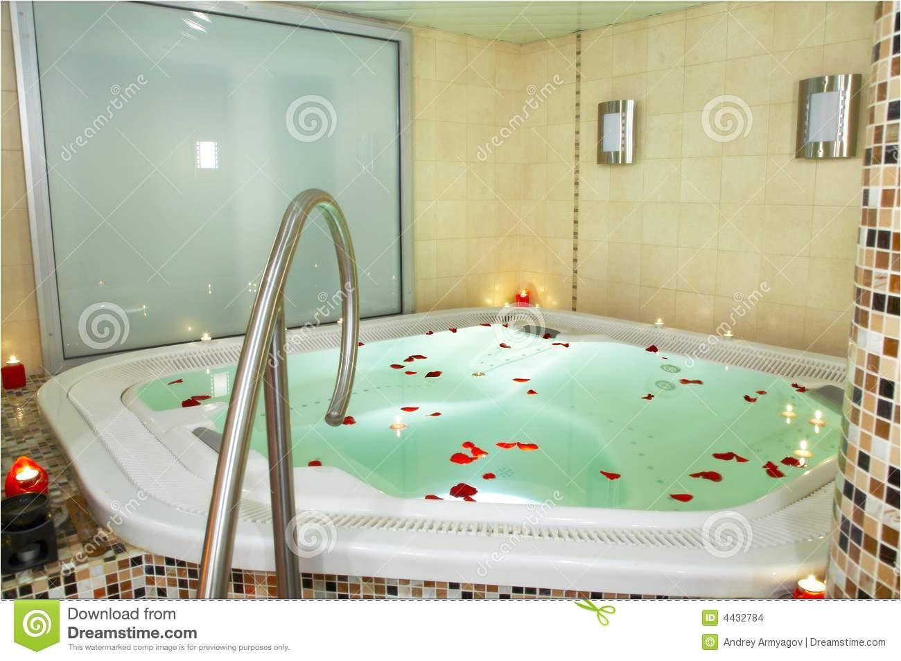 stock images bath jacuzzi image