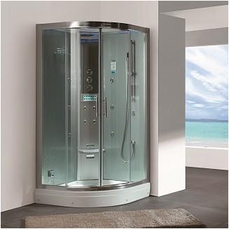 steam shower corner unit by eago dz934f3