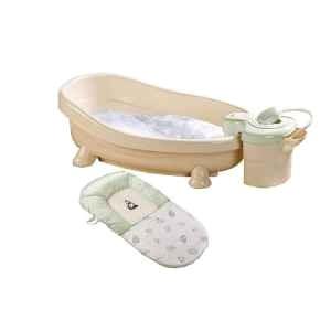 baby bath tub with jets 20 gallatin