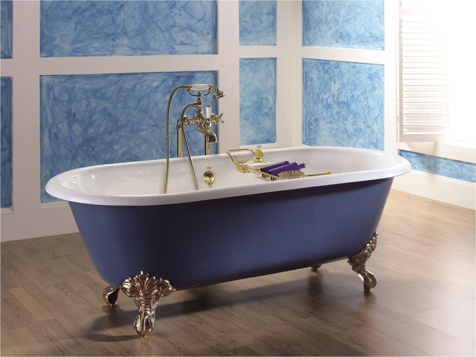 bathtubs with feet oval cast iron bathtub on legs vintage bathtub on legs bleu provence