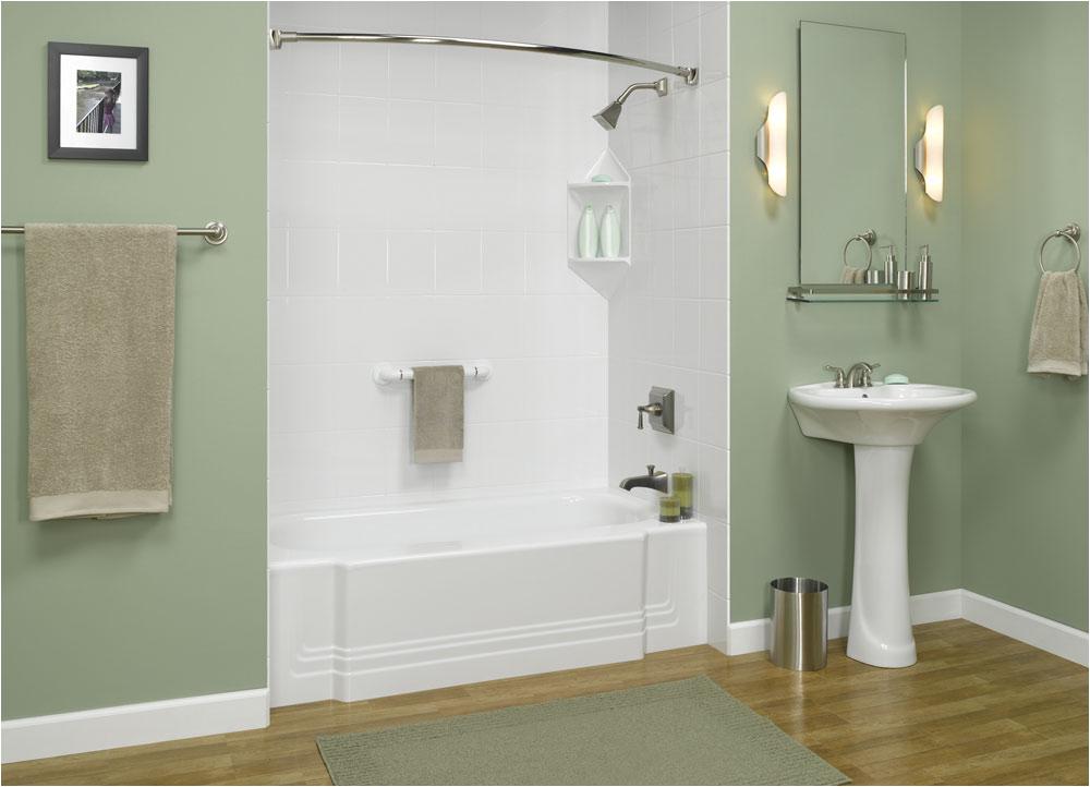 Bathtubs with Walls Acrylic Bathtub Liner & Enclosures