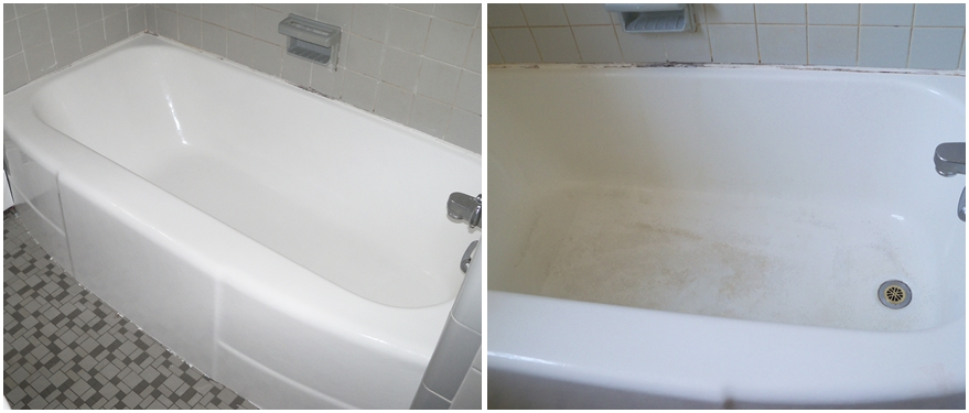 can you paint a bathtub