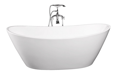 bathtub reviews acrylic luxury freestanding