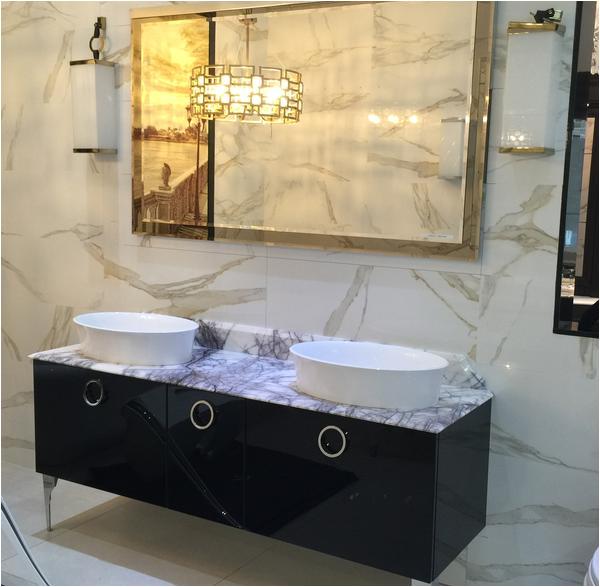 cerasa bath double sink vanity play collection