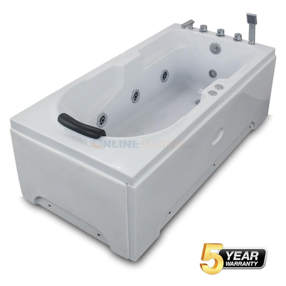 polina jacuzzi bathtub at best price in india