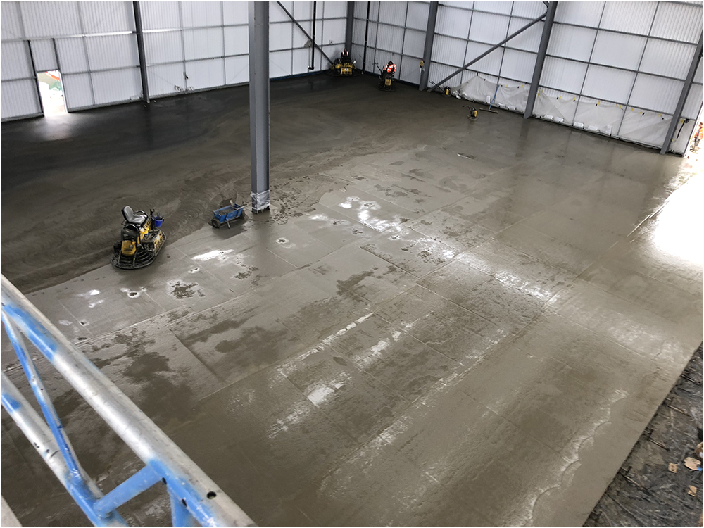 industrial concrete flooring contractors plete design build warehouse concrete floor slab reading berkshire