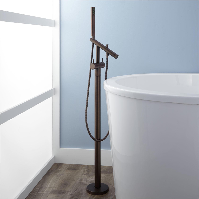 Best Freestanding Bathtub Faucet Signature Hardware Westen Freestanding Tub Faucet