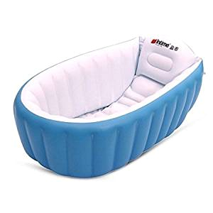 Best Inflatable Baby Bathtub Amazon Baby Bath Tub Shower Basin Foldable Children