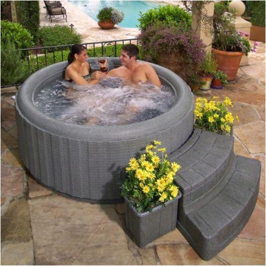 portable hot tubs and hot tubs