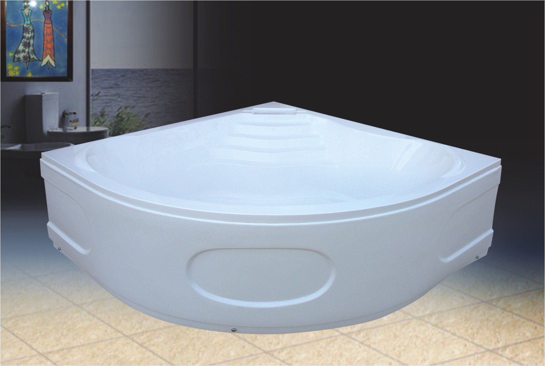 Best Portable Bathtub for Adults top Quality Corner Portable Bathtub for Adults with