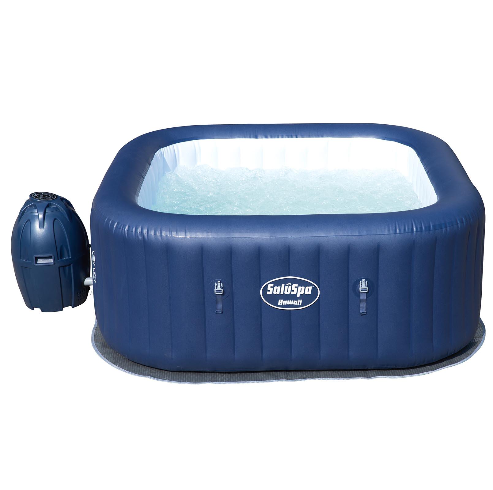Best Portable Bathtub Jacuzzi Bestway Saluspa Hawaii Airjet 6 Portable Inflatable Spa