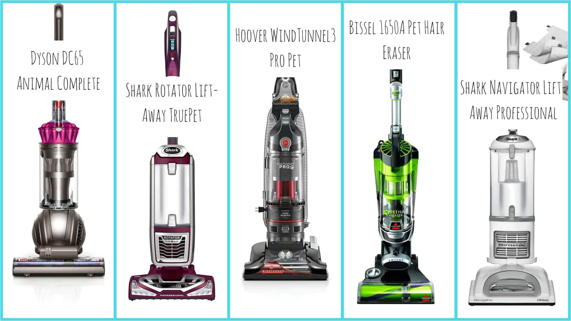 best vacuum for pet hair and hardwood floors