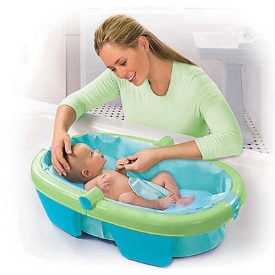 large baby bath tub